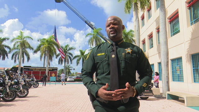 From Florida State football to Broward County sheriff