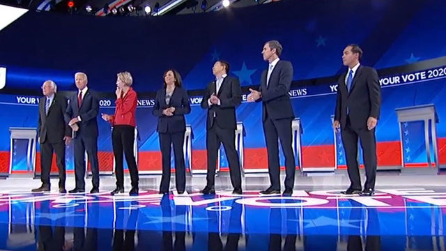WATCH IT LIVE: Democratic candidates deliver opening statements