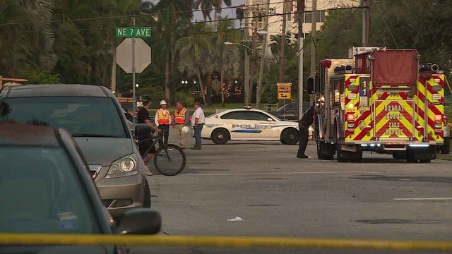 Boy, 9, struck, killed by front-end loader in Delray Beach