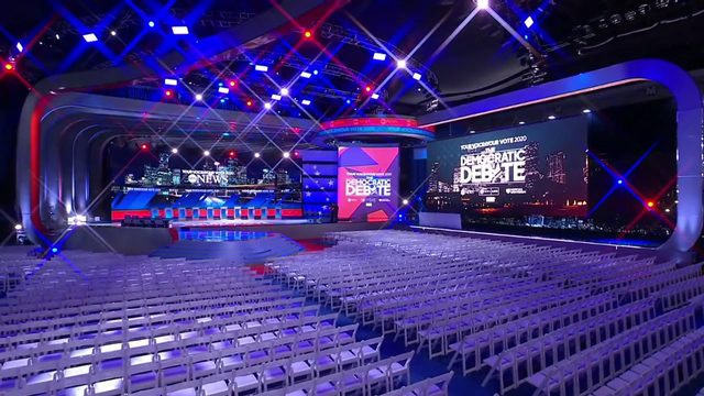 Latest Democratic debate set to take place in Houston