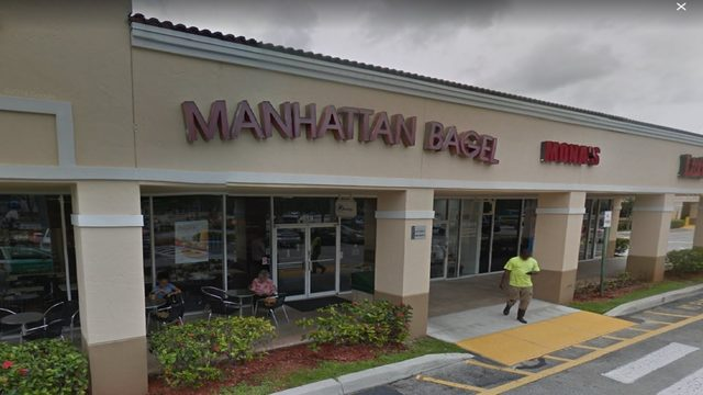 Rodents chew on packages of coffee in South Florida bagel shop