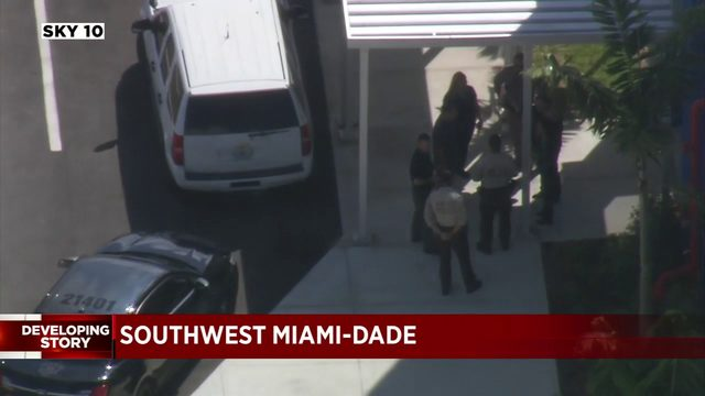 Student, 7, accused of falsely reporting shooter at southwest Miami-Dade school