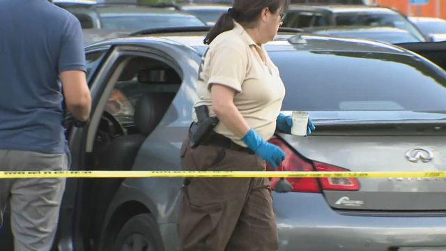 Woman jumps out of moving car after shots fired on I-95