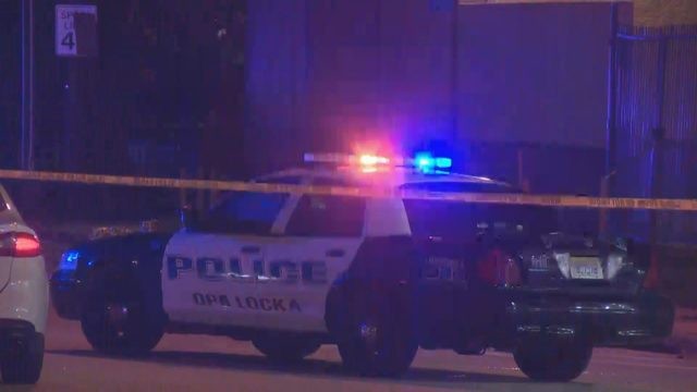 Police investigate double shooting in Opa-locka