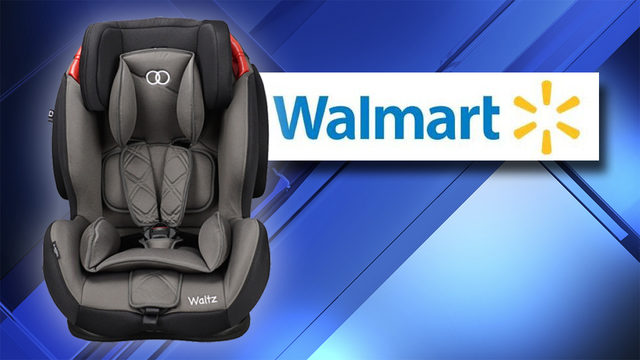 Walmart's massive car seat recycling program begins