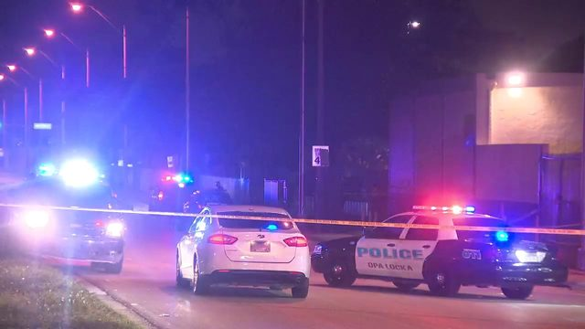 2 wounded in Opa-locka shooting
