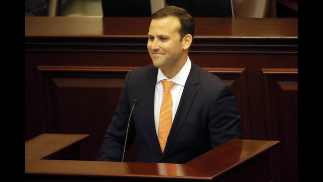 Florida Republicans elect Rep. Chris Sprowls as new state House speaker