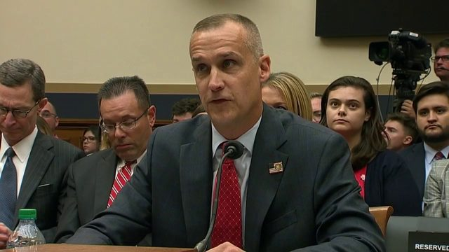 Corey Lewandowski refuses to answer questions at House impeachment hearing