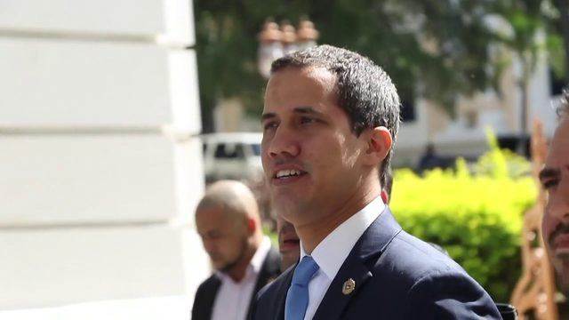 Nicolás Maduro finds cracks in opposition backing Juan Guaidó