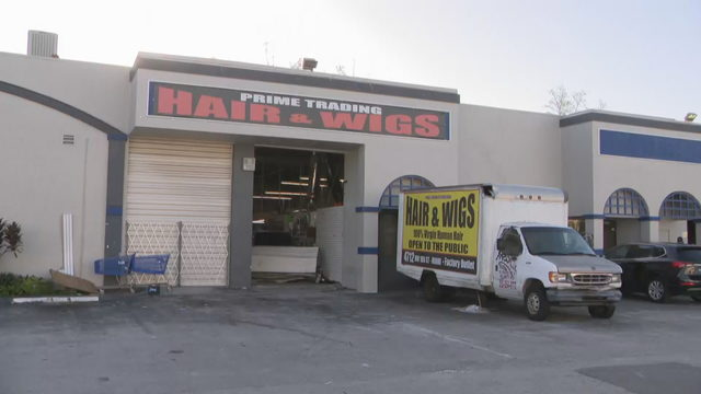 Masked thieves steal expensive wigs from Miami Gardens warehouse