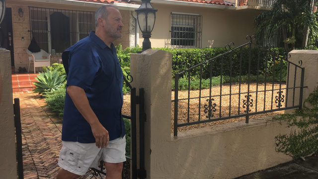 Miami man claims porch pirate stole his identity