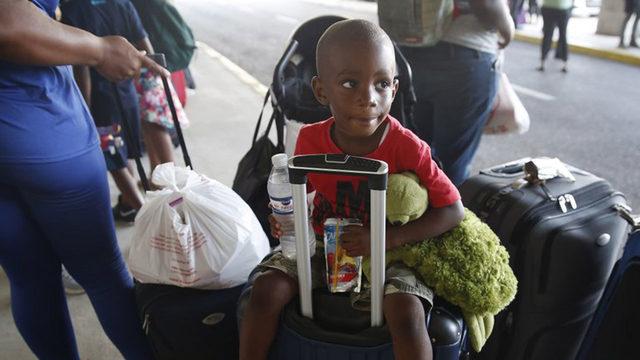 200 Bahamians arrive in Florida fleeing Dorian's devastation
