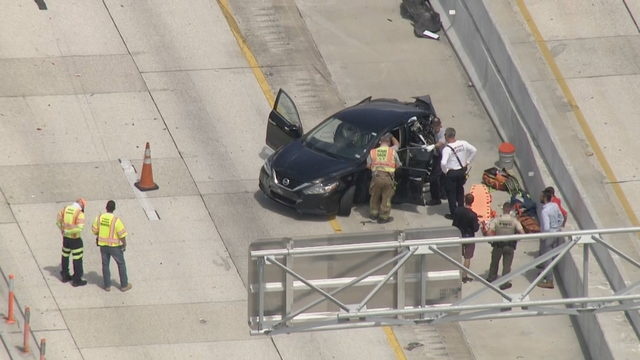 15-year-old killed, mother injured in I-95 crash