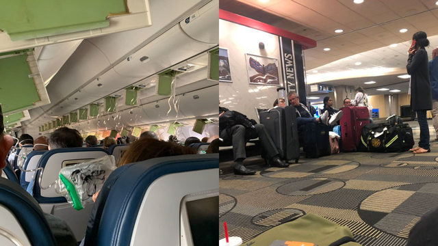 Delta flight to FLL diverted to Tampa