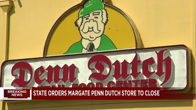 Authorities order Penn Dutch in Margate to close for endangering public safety