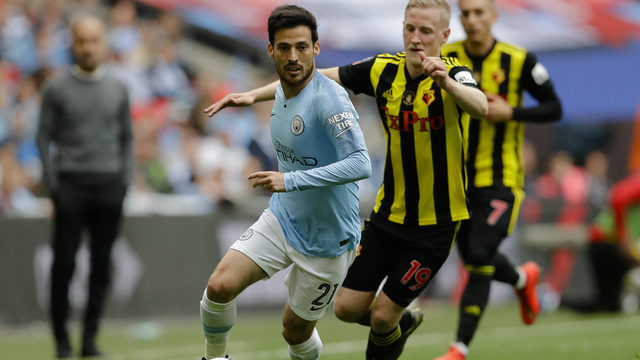 Inter Miami CF set to land Man City star David Silva, report says