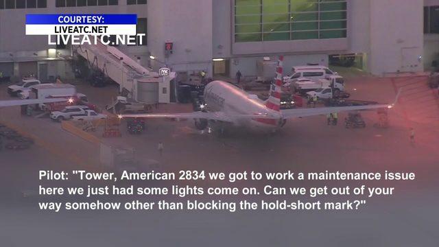 Pilot reports malfunction when mechanic allegedly sabotaged flight