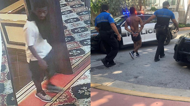 Miami Beach police arrest man accused of attacking woman in elevator