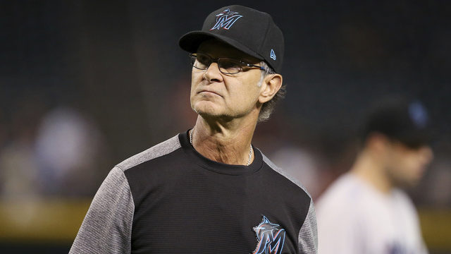 Marlins sign manager Don Mattingly to extension