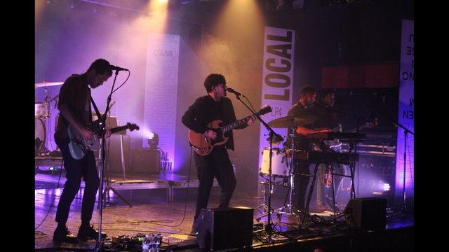 Violet Street at Revolution Live