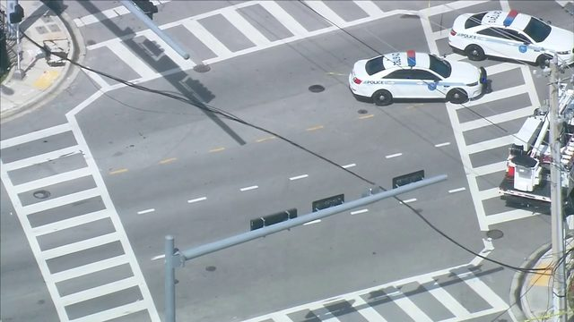 Traffic alert: Officers close Northeast 79th Street and Seventh Avenue