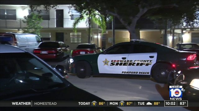 Deputies investigating early morning shooting in Pompano Beach