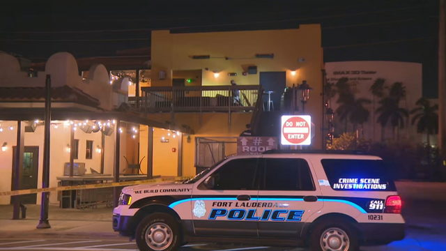 2 people hospitalized after overnight shooting near Las Olas
