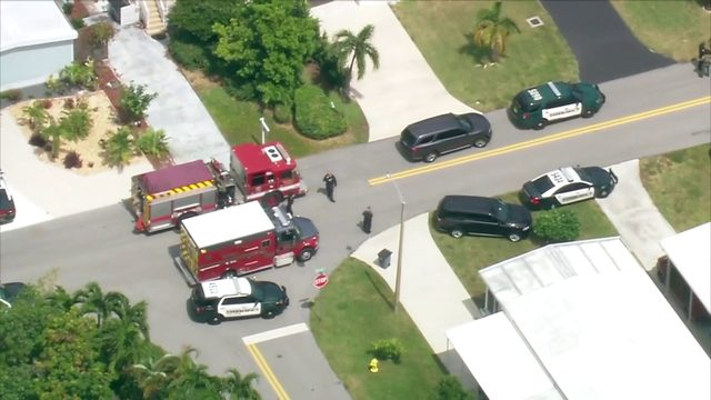 1-year-old in critical condition after being pulled from Dania Beach lake