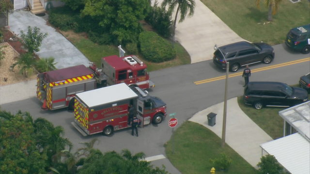 1-year-old boy hospitalized after nearly drowning in Dania Beach lake