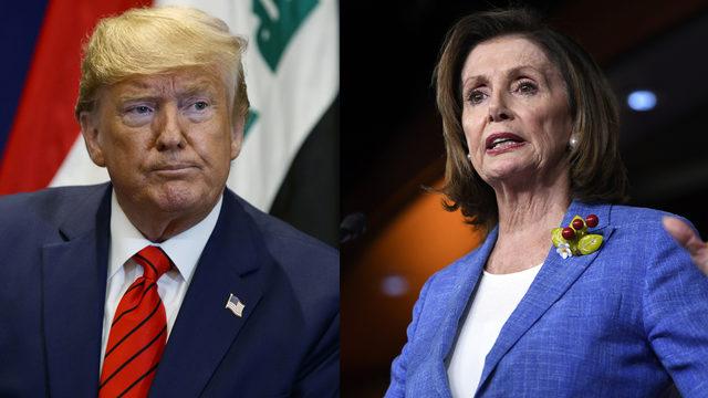 Pelosi announces formal impeachment inquiry of President Trump