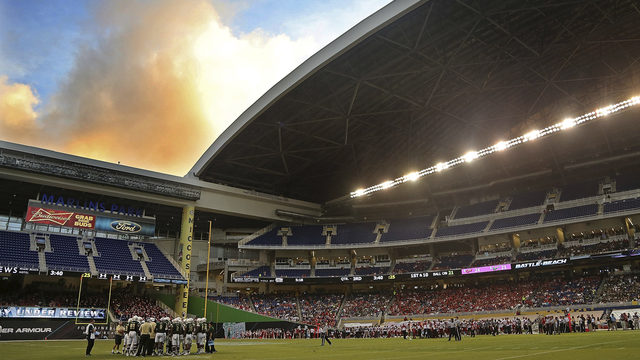 Police investigate threat posted to Marlins Facebook page
