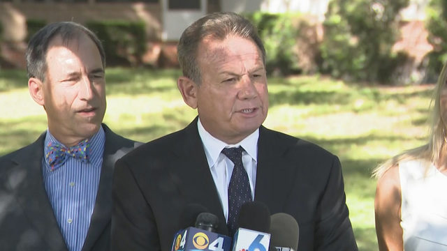 Special master recommends Israel be reinstated as Broward County sheriff