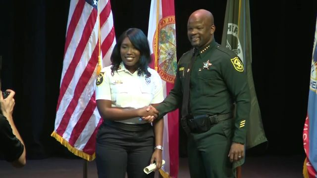 Broward County sheriff honors hundreds of employees as job status may…