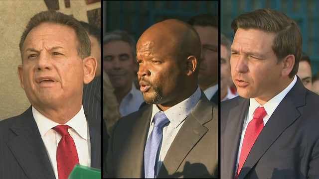 Sheriff Gregory Tony not focused on possible reinstatement of Scott Israel