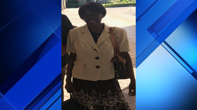 Plantation police search for missing 72-year-old woman
