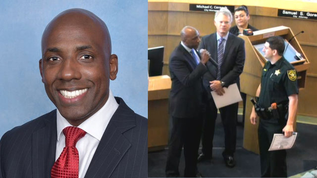 No formal discipline for Tamarac commissioner who berated BSO deputy at…