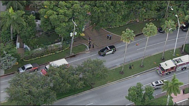 Motorcyclist dead after crash in Miami Beach