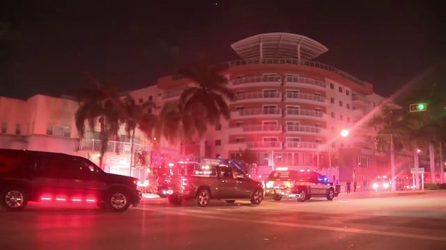 Rooftop swimming pool leaks into several apartments in Dania Beach