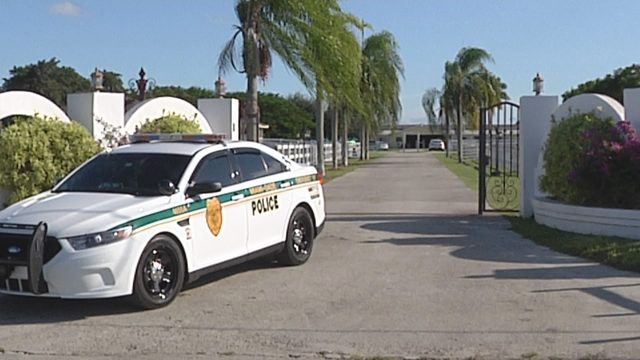 Off-duty MDPD officer hit by stray bullet in Southwest Miami-Dade