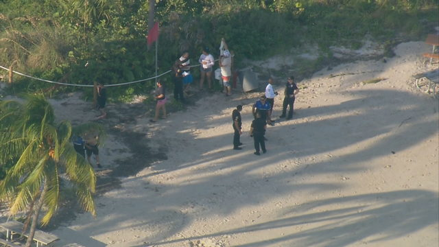 17-year-old trying to save child in waters off Crandon Beach Park rushed…