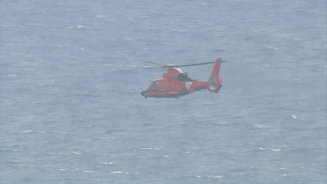 Coast Guard searches for missing diver off Deerfield Beach