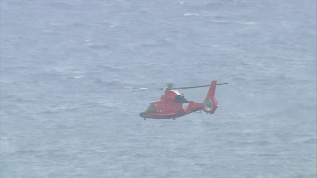 Coast Guard searches for missing man off Deerfield Beach