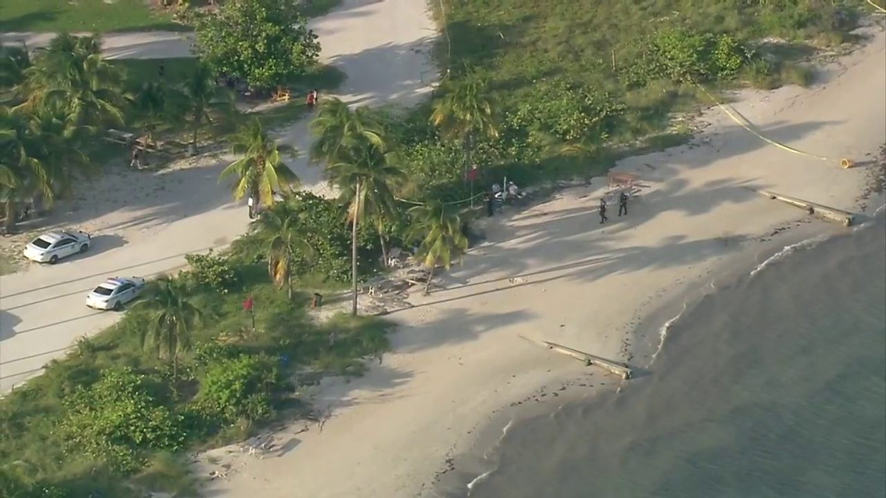 Several swimmers pulled from water off Crandon Beach Park