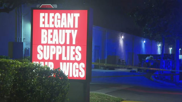 Deputies investigate shooting behind beauty supply store in Pompano Beach
