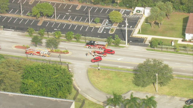 Lauderhill fire station evacuated after woman walks in with possible…