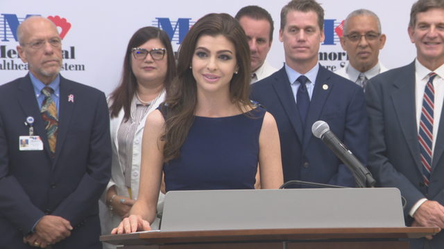Florida's first lady announces $58.8 million grant to fight opioid addiction