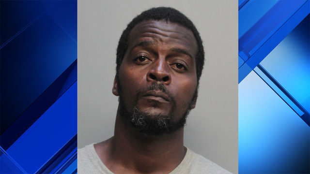 Miami man accused of stabbing neighbor's dog in head