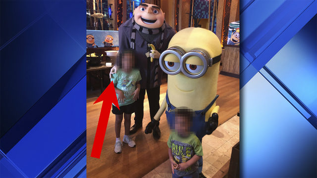 Universal Orlando Gru actor fired for making racist 'OK' hand gesture