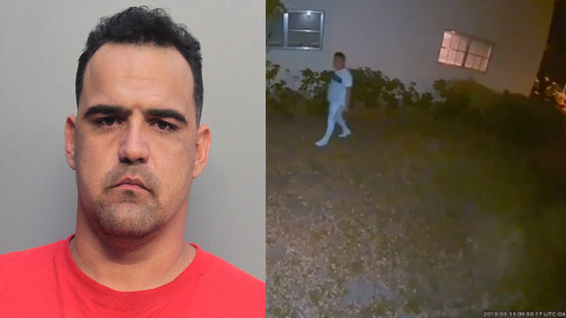 Man accused of looking into bedroom windows of homes in Coral Gables