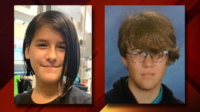 Police searching for missing Broward children